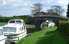 Greaves Farm Caravan and Camping Site in Cabus, Garstang. Canalside footpath.